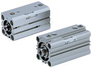 Compact Cylinder with Air Cushion RQ/RDQ