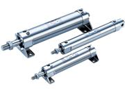 Cilindro de aço inoxidável CJ5-S/CDJ5-S/CG5-S/CDG5-S