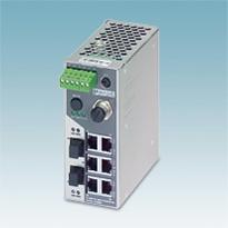 Novo Switch com diagnóstico de fibra óptica reduz tempos de paralisação em redes PROFINET