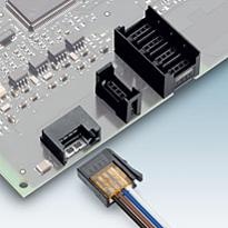 Conectores plugáveis CIOC para o processo SMD