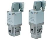 High Pressure Coolant Valve/Low Power Consumption, High Flow Type SGH