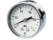 Pressure Gauge for Clean Series (Series 10-) G49