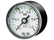 Pressure Gauge for Clean Regulator G46-?-?-SRA,B