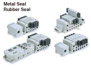 5 Port Solenoid Valve/ISO15407-2 Standard VSS/VSR8-2