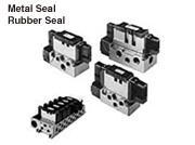 ISO Interface Solenoid Valve/ISO5599/II VSR8/VSS8