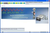 Módulos de aprendizagem interativos para qualidade de rede e sinal