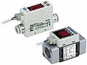 2-Color Display Digital Flow Switch PFMB